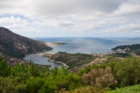 galizia: Ezaro in Galizia, Spagna