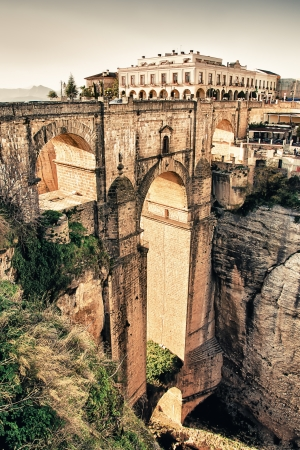 Tajo de Ronda in Malaga, Spain