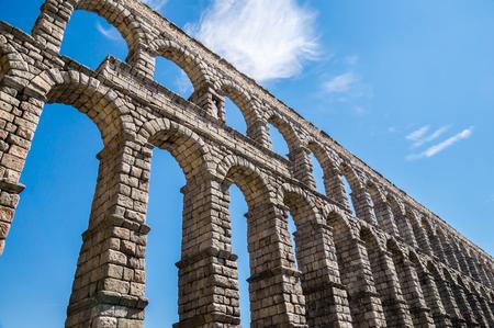 acueducto: Acueducto in Segovia, Spain