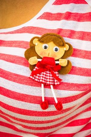 handmade doll photo