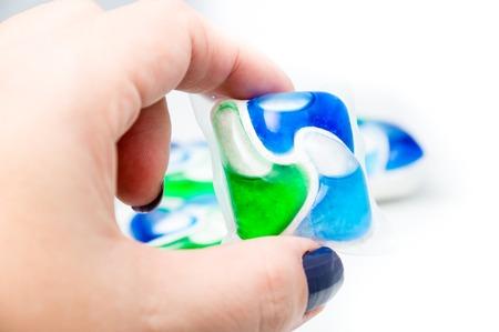 dishwasher tablets photo