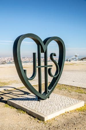 cristo: Cristo Rei in Lisbon, Portugal