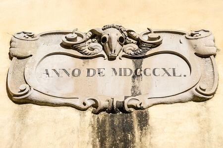 pena: Palace da Pena. Sintra, Lisbon. Portugal. Stock Photo