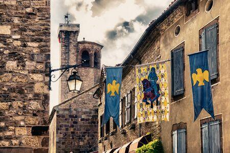 sur: Cordes sur Ciel in France