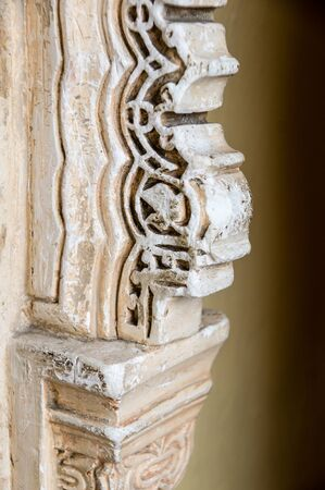 malaga: Alcazaba in Malaga, Spain