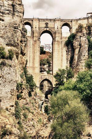 malaga: Tajo de Ronda, Malaga, Spain