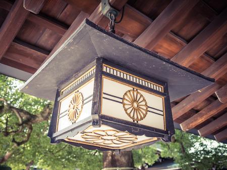 harajuku: Meiji jingu in Tokyo, Japan