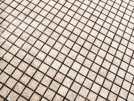 cobblestone: cobblestone pavement