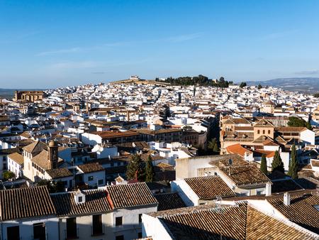 malaga: Antequera in Malaga, Spain