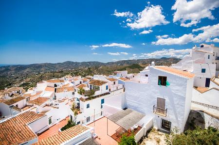 Frigiliana in Malaga, Andalusia, Spain