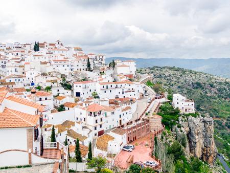 malaga: Comares in Malaga, Spain