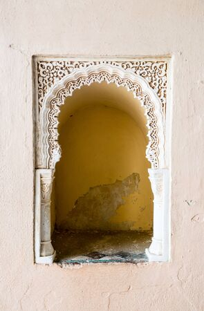 alcazaba: Alcazaba in Malaga, Spain