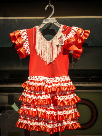 flamenco dress: flamenco dress