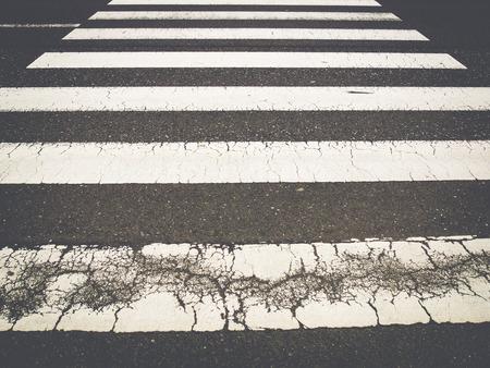 paso peatonal: paso de peatones