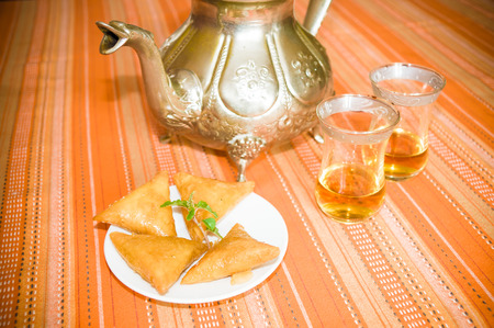 moorish: Moorish tea