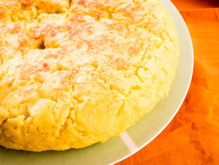 Spanish omelette Reklamní fotografie