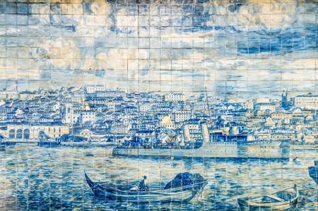 portuguese: vintage portuguese tiles