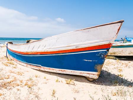 huelva: boats in Huelva, Spain