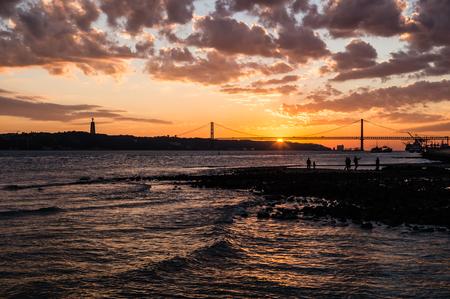25th: 25th April Bridge, Lisbon, Portugal