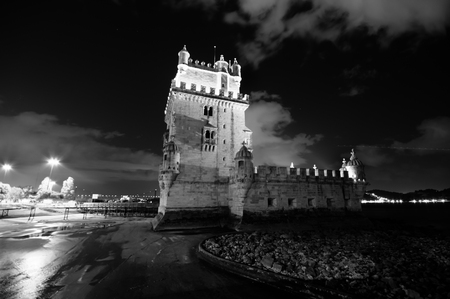 belem: Torre de Belem, Lisbon, Portugal