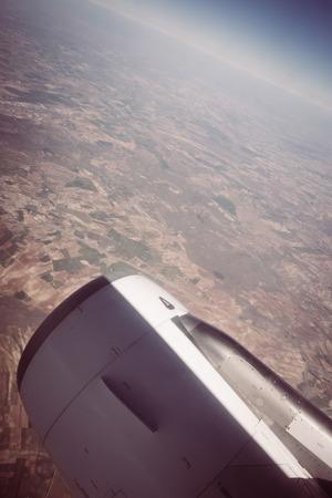 airplane engine: airplane engine