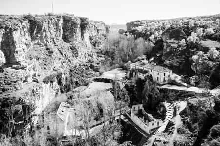 granada: Alhama in Granada, Andalusia, Spain