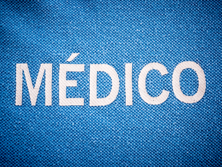 jersey: medical jersey Stock Photo