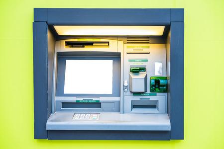 automatic transaction machine: Cajero autom�tico