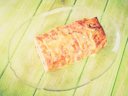 pastel de carne: pastel de carne