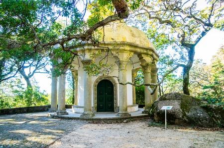 pena: Palace da Pena. Sintra, Lisbon. Portugal. Editorial