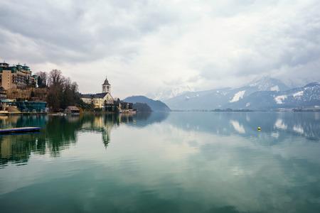 wolfgang: St Wolfgang in Tyrol, Austria