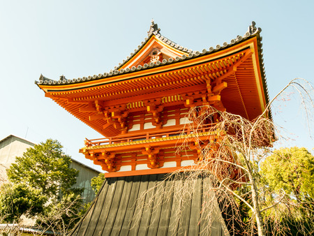 Ninna-ji in Kyoto, Japan