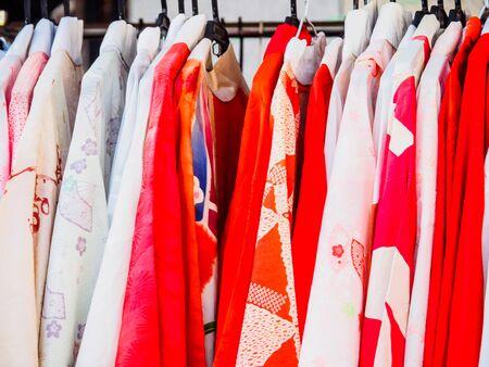 Kimono, traditional Japanese clothing