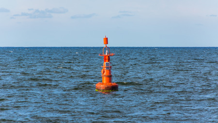 Navigation buoy