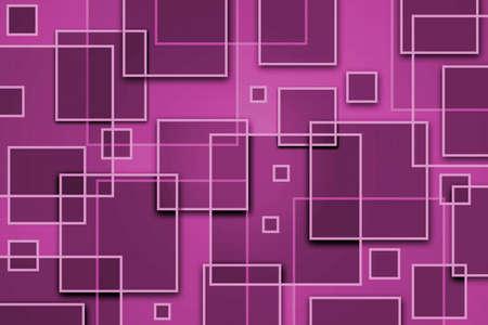 forme: Colorful abstrait géométrique de base Banque d'images