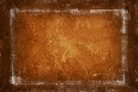 Textured Grunge Background with border / frame Stock Photo - 472013