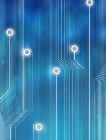 zelektryzować: Abstrakcyjne tła technologii energetycznych  podróżując przez linie danych przez sieć Zdjęcie Seryjne