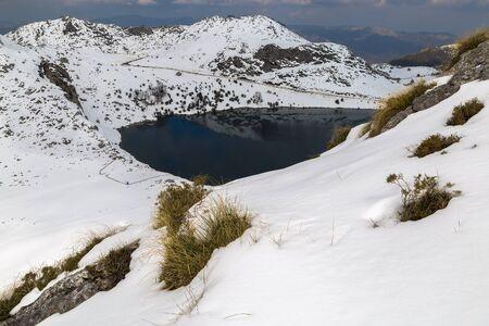 Enol Lake, Covadonga lakes