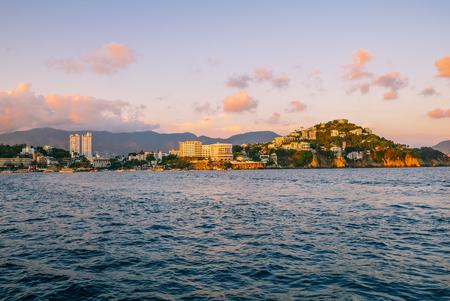 Acapulco Bay Caleta houses