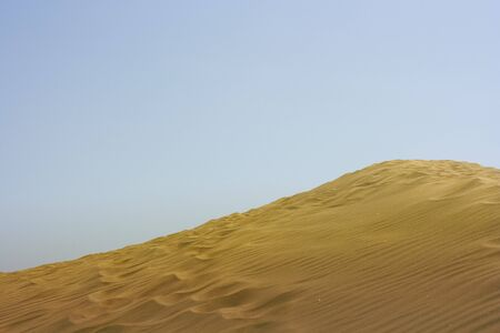 pilgramige: A photo of the warm texture of a desert.