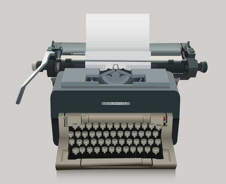 m�quina de escribir vieja: M�quina de escribir vieja