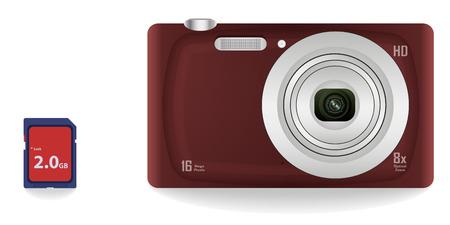 reflex camera: Digital Camera