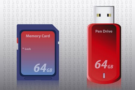 memory drive: Memory Card and Pen Drive