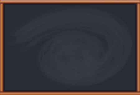 Empty Blackboard 向量圖像