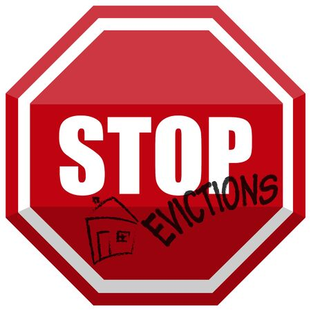 foreclosure: Signal STOP Evictions