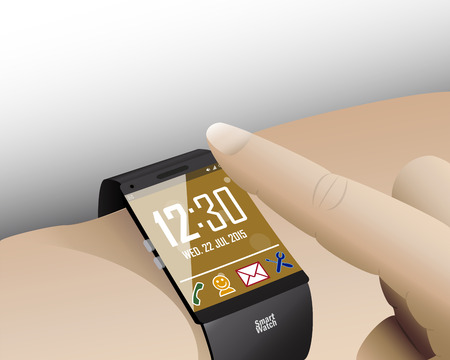 touch: Touch Smart Watch