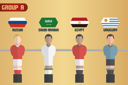 Table Soccer Russia Group A