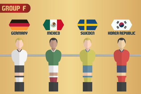 Table Soccer Russia Group F