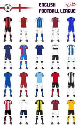 English Football League Generic Kits