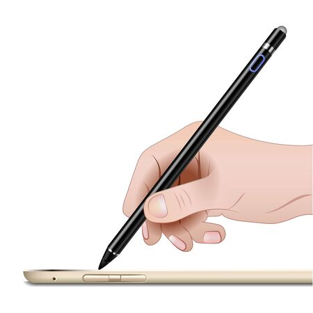 Digital Active Pen 向量圖像